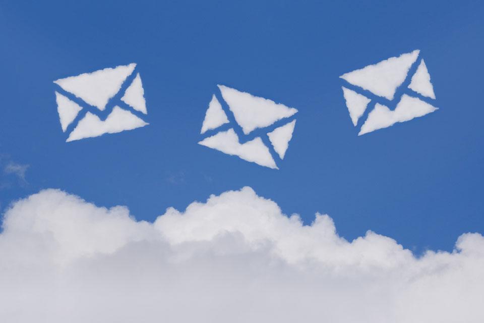 メールデータの構造