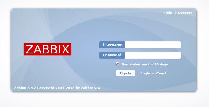 [AWS]ubuntu16.04にZabiixをインストールしてみた