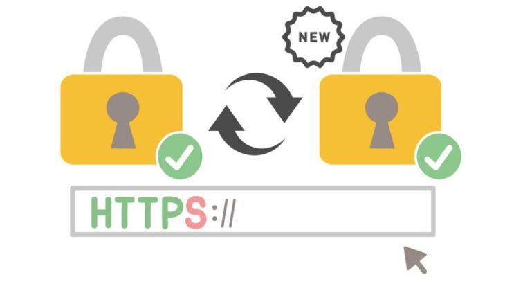 SSLストアでFujiSSL(SSL証明書)を更新する